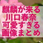 【麒麟が来る】川口春奈の帰蝶(濃姫)画像まとめ!猛烈に可愛いと評判!