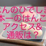 沸騰ワード【はんのひでしま】日本一のはんこ店はどこ?通販や作成期間は?