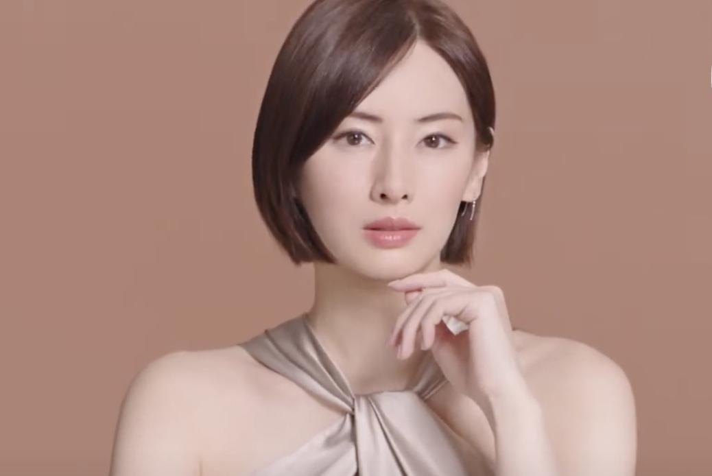 北川景子のショートボブ髪型画像