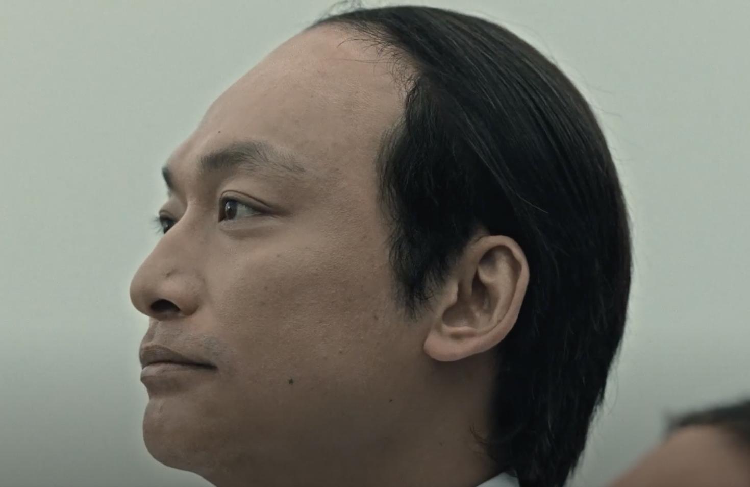 スカルプDの2020年10月最新CMでオールバック姿の香取慎吾の画像