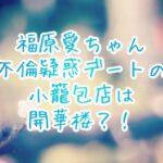 福原愛ちゃんの不倫デートの小籠包店は中華街の『開華楼』メニューや値段は?
