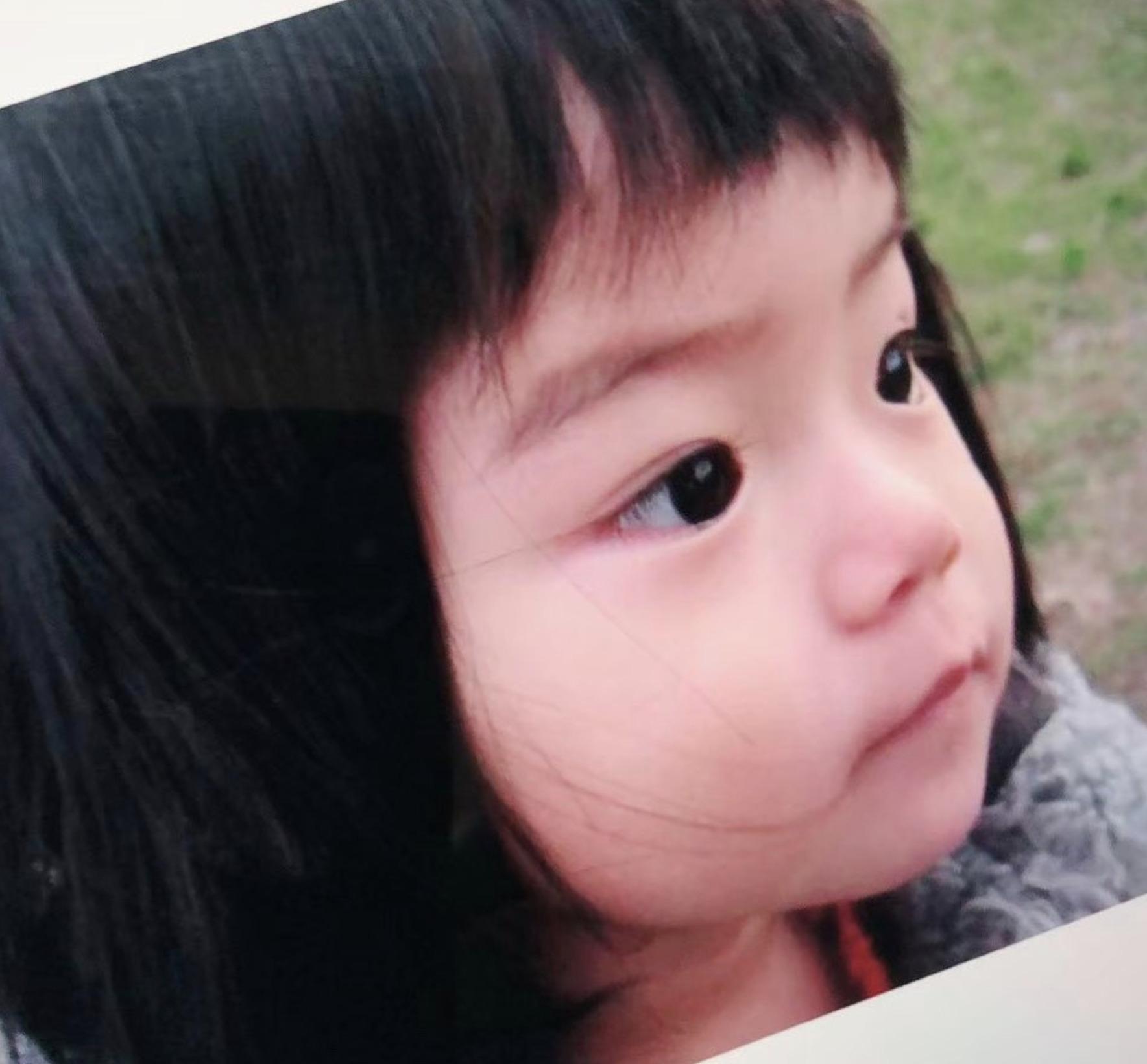 蒔田彩珠の子供の画像(幼少期)